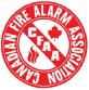 canadian fire alarm association logo