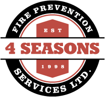 4 Seasons Fire Prevention Services Logo
